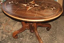 Marquetry Woodworking