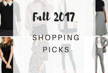 My Style - AW 2017-2018 Shopping