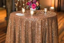 Highboy Tables | Wedding Style Inspiration