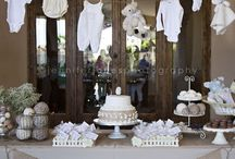 BABY SHOWER  ~ Ideas / by Southern Blue Celebrations