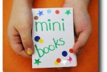 Mini books gallery