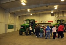 Project RED / Rural Education Day at the Ingham County Fairgrounds.