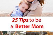 Motherhood / Helpful Helps for Marvelous Moms