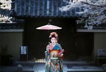 Kimono in Scene