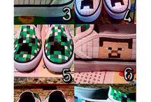 Παπούτσια ζωγραφιστα