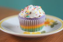 cupcakes / by Rachel