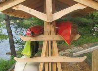 Kayak racks