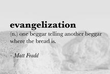 evangelizáció - evangelization