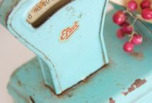 Vintage and Shabby Chic Love