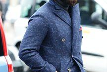 Men's Fashion / by Cyril Mmkay
