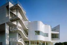 RM 1979 The Atheneum New Harmony, Indiana 1975 - 1979 / Richard Meier