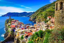 cestování Italia