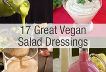 Vegan Sauces and Dressings