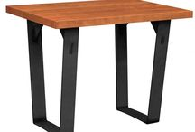 Tiny Tables: End Tables, Side Tables / A collection of our tiniest tables. Our hardwood end tables, side tables, accent tables. All of our furniture is eco-friendly and guaranteed for life.   / by Vermont Woods Studios Furniture