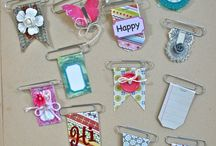 DIY PAPER CLIPS / by Margie Mellon