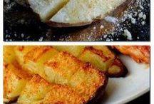 recette patates