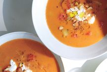 Summer Soups and Salads / by Jane Townsend