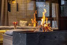 Камины / Fireplace / Камины в доме и в интерьере