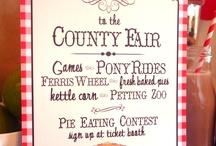 Country Fair  / by Sarah Schneider