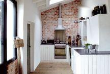 Kitchen / Inspiration för nya köket.