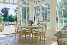 Conservatories for extra space and light