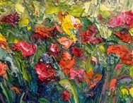 Floral Art / Floral art pieces that add brightness and love to any room.  / by Hadley House