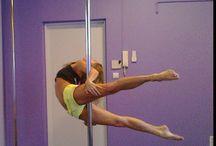 Aleksandra - Instruktorka Pole Dance Project / Aleksandra Kolczyńska - Instruktorka Pole Dance Project, wicemistrzyni Mazowsza Pole Dance na rok 2013.