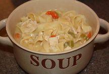 Bon Appetit--SOUPS / by Karen Erickson