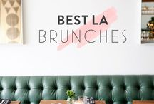 {Eat Los Angeles} / Best Restaurants and coffee shops in LA Los Angeles/California