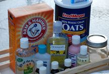 Home Remedy / All kinds of homeopathic resources! I eat clean, and with these I can treat clean, too!