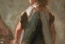 ISRAËLS Jozef - Détails / +++ MORE DETAILS OF ARTWORKS : https://www.flickr.com/photos/144232185@N03/collections