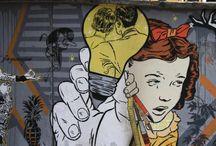 Graffiti Art (Wall Art)