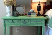 Making Old Furniture New / by Joyce Cowsert
