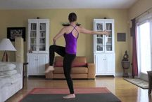 Yoga classes / Oblibene vyzkousene online sekvence.