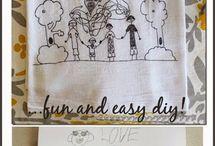 Kids art projects