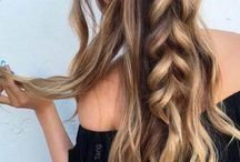 Hair fan