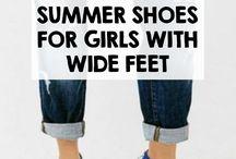 Footwear / Boots/Heals