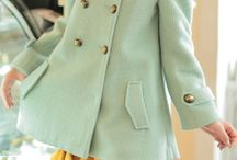 winter fachion / Cute Winter Jacket/fashion clothings