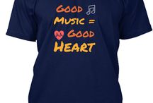 Music Love Tees