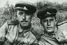 Армейские фото знаменитостей