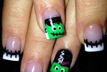 Nail Ideas / by Kristine Nicole Hynson