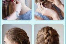 Sports hairstyles