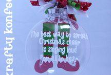 floating ornament