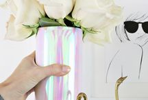 iridescent diy
