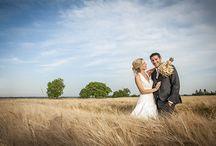 Cat & Alex's Wedding / Images of Cat & Alex's Wedding at Bassmead Manor Barns