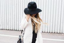 CHAPEAUX / HATS