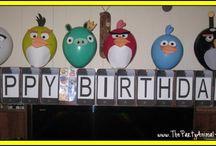 birthday fun / by Amy Crisler