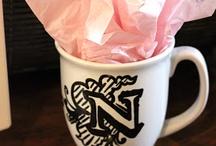 Pianted mug