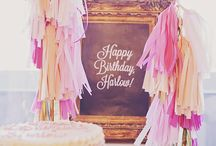 {The cutest party} / The Dream party decor