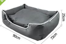 Pet Beds and Bedding / Pet Beds, Bedding, Mattresses and Cool Mats for Dogs and Cats. Plush indoor and heavy duty outdoor.
